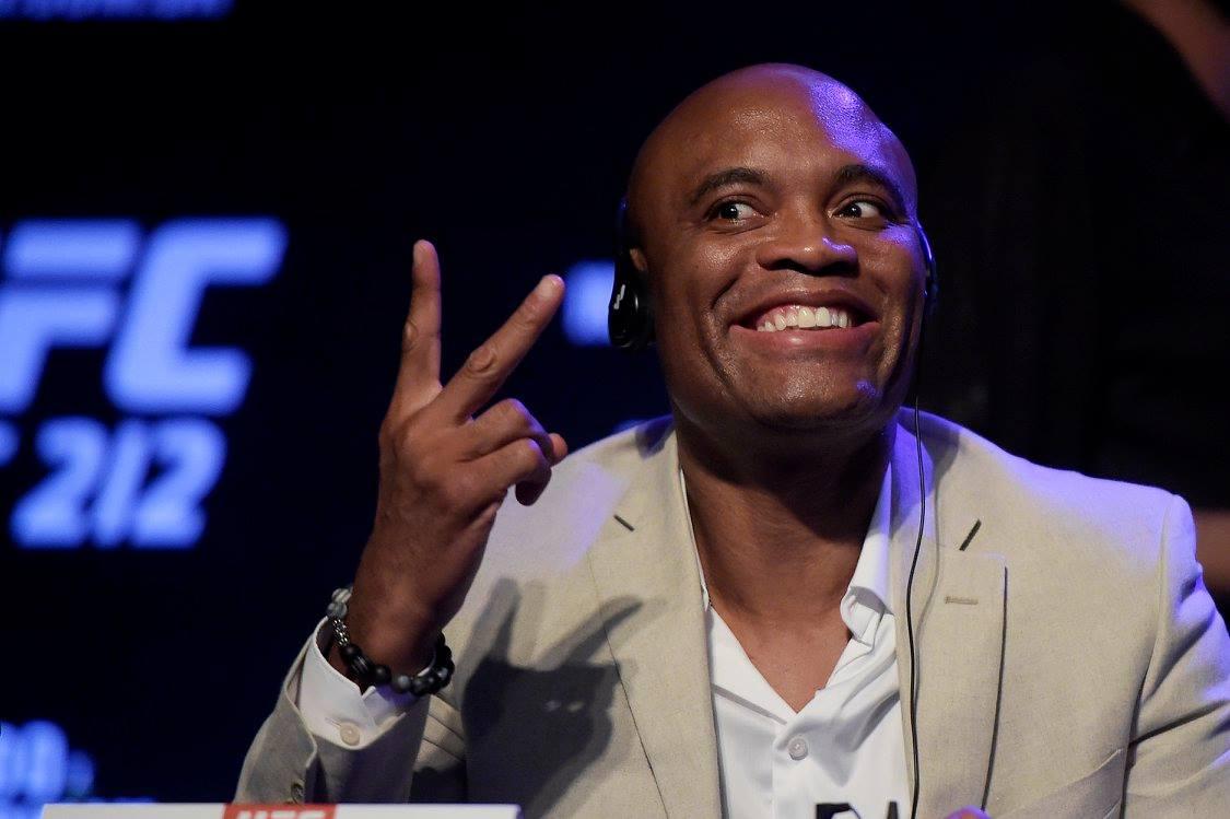 Anderson Silva – UFC