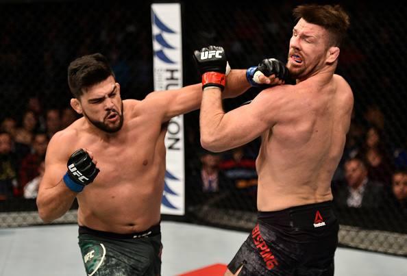 Gastelum Vs Bisping – UFC