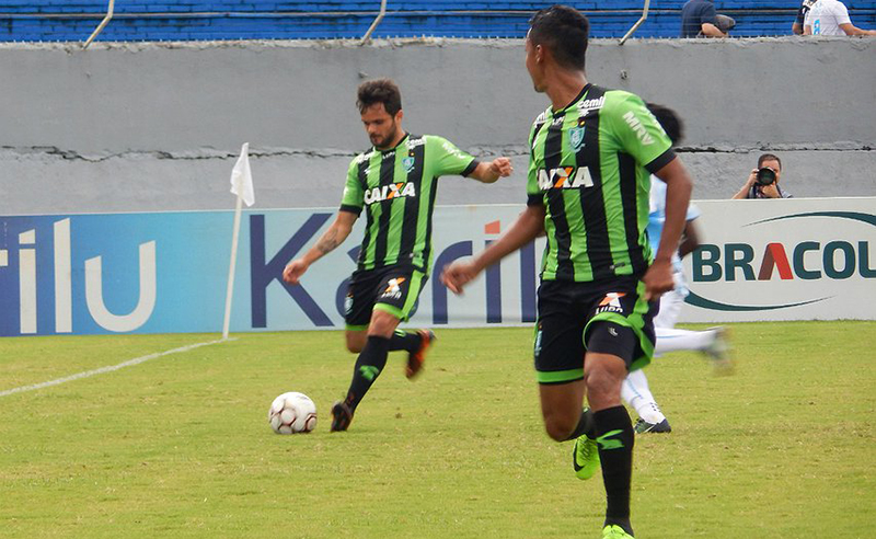 América MG Brasileiro