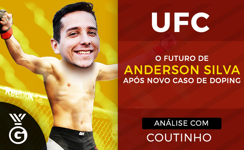 Anderson Silva doping UFC