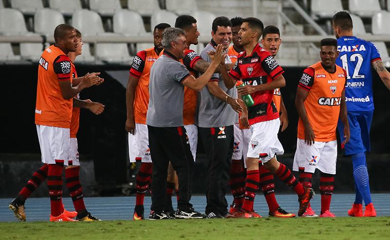 Botafogo v Atletico GO – Brasileirao Series A 2017