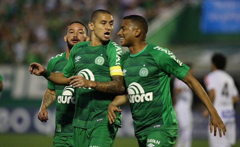 Chapecoense Brasileirão 2017