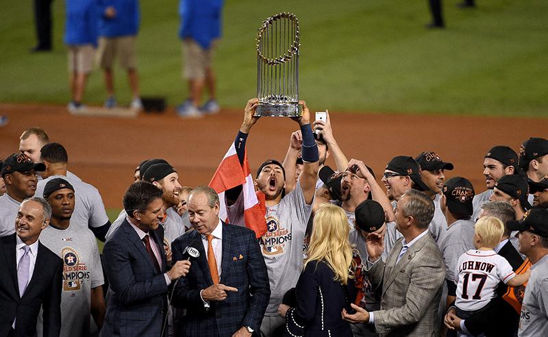 World Series – Houston Astros v Los Angeles Dodgers – Game Seven