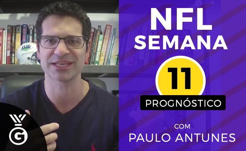 NFL Palpites Paulo Antunes
