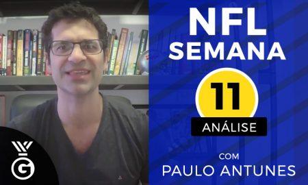 NFL Paulo Antunes Semana 11