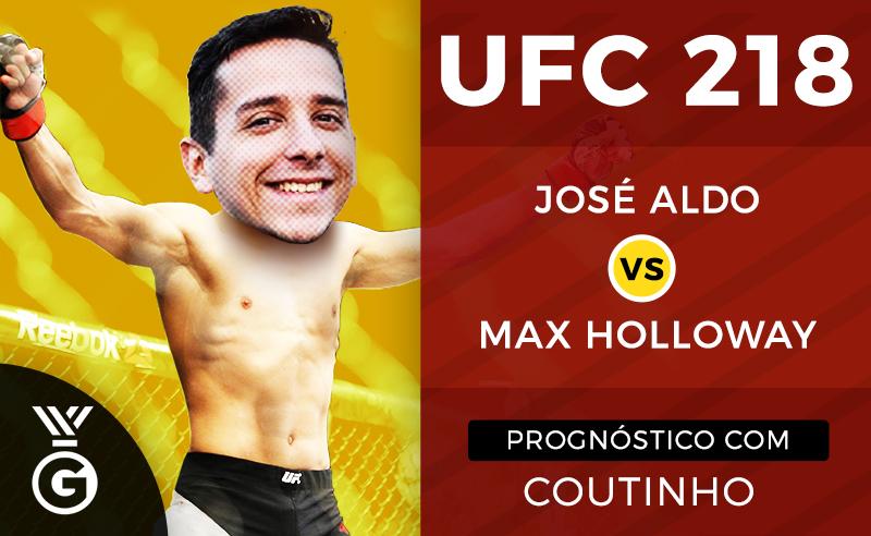 UFC Coutinho opinião