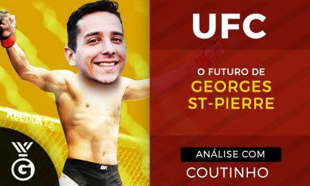 UFC GSP próximas lutas