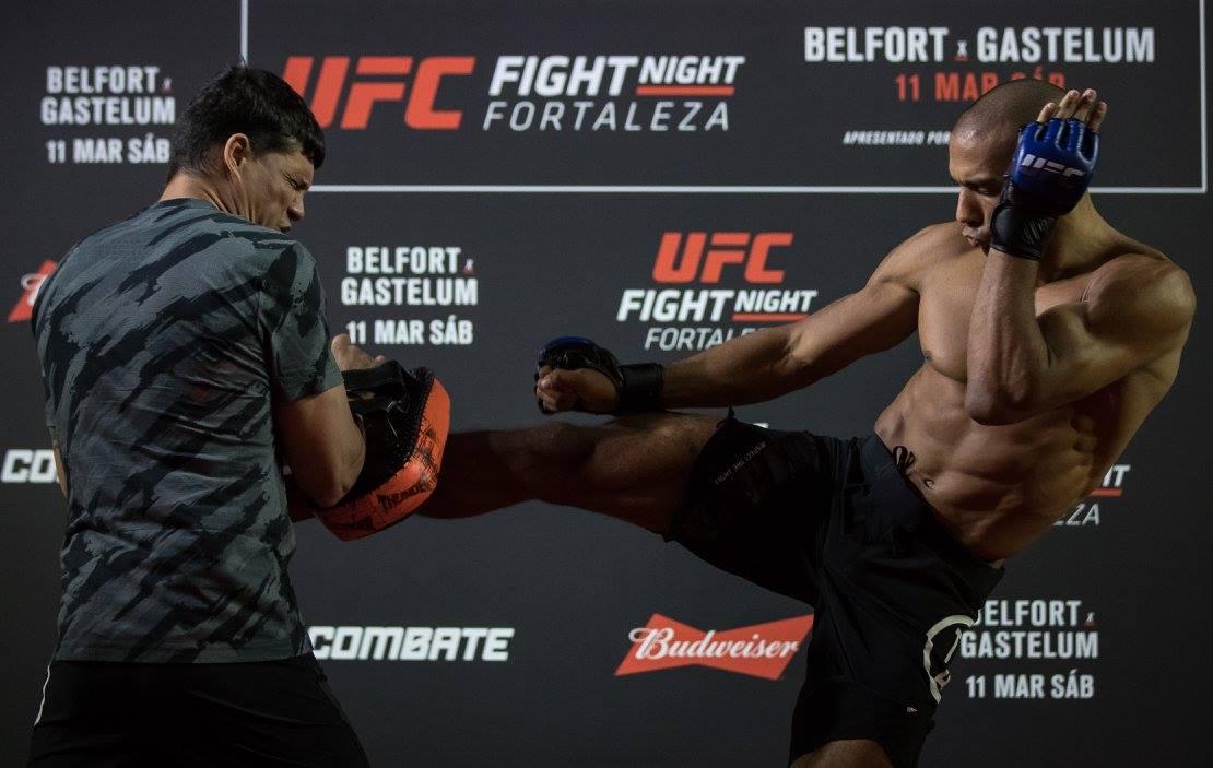 Edson Barboza – UFC