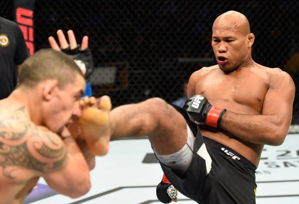Jacaré – UFC