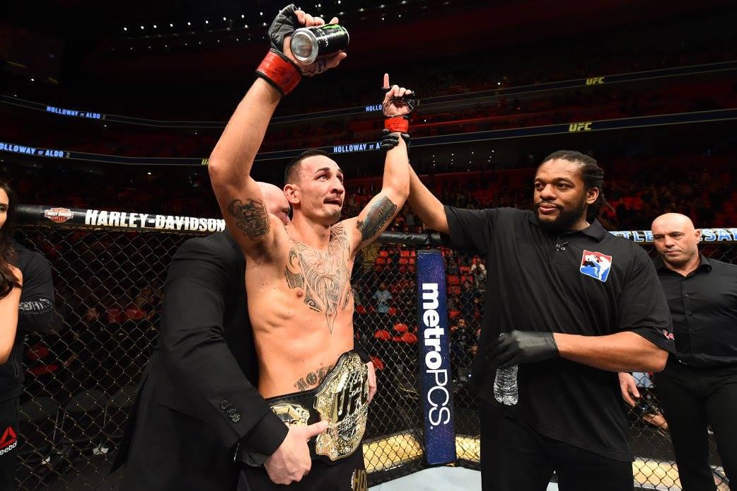 Max Holloway – UFC