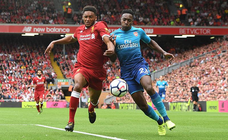Liverpool v Arsenal – Premier League