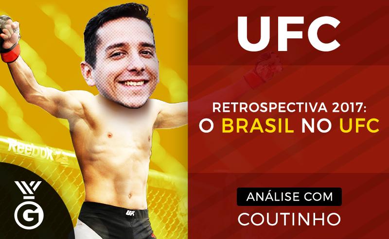 Brasil no UFC 2017