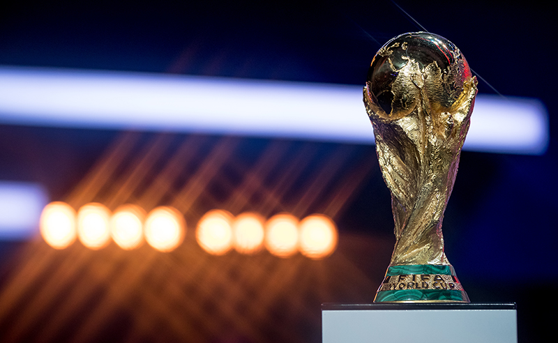 Taça da Copa do Mundo Qatar 2022