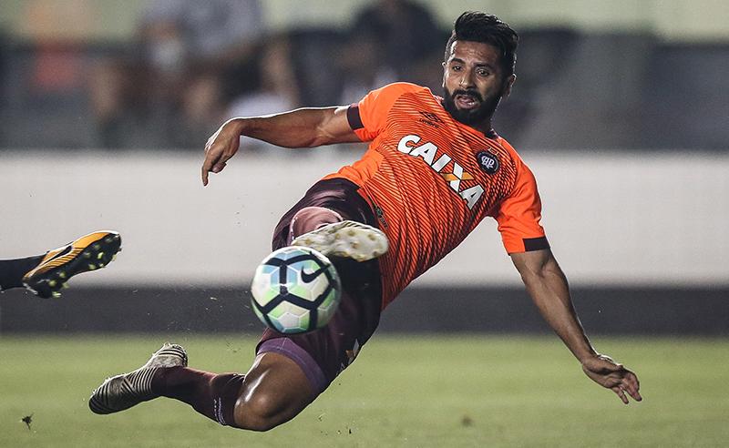 Santos v Atletico Paranaense -Brasileirao Series A 2017