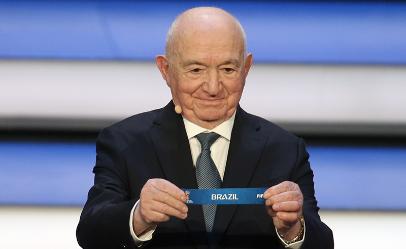 Final Draw for 2018 FIFA World Cup