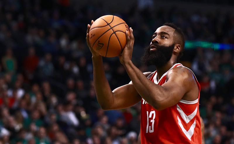 Houston Rockets v Boston Celtics