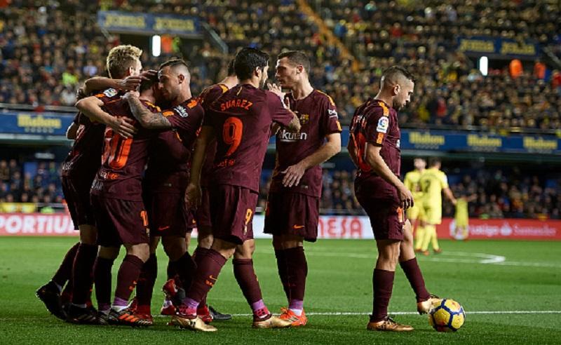 Villarreal v Barcelona – La Liga