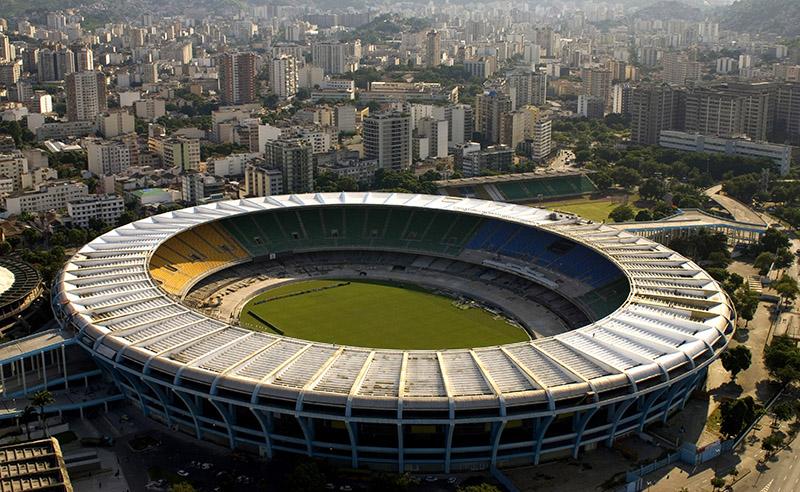 Soccer – Maracana Soccer Stadium