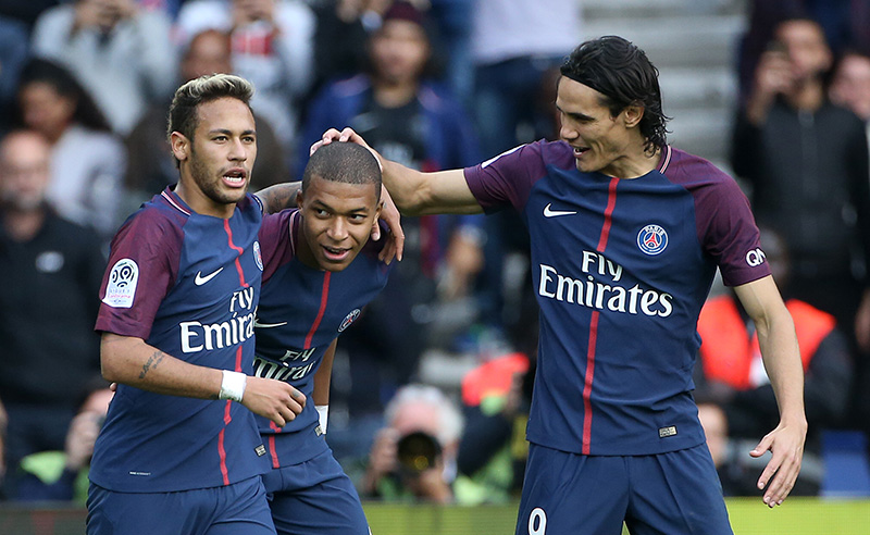Paris Saint-Germain v FC Girondins de Bordeaux – Ligue 1
