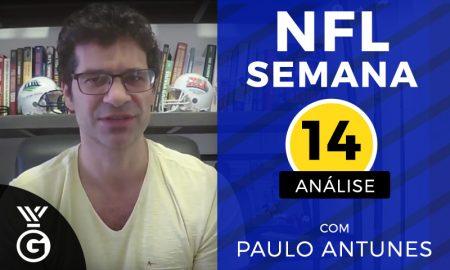 Paulo Antunes NFL semana 14