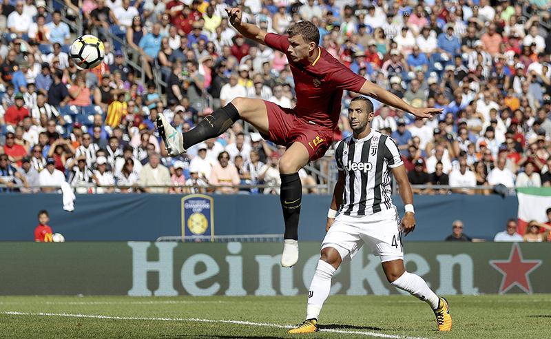 2017 International Champions Cup – AS Roma v Juventus