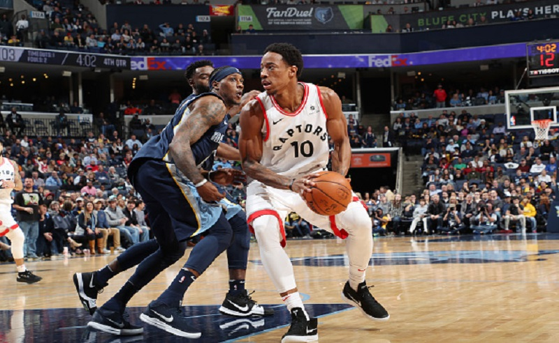 Toronto Raptors v Memphis Grizzlies
