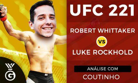UFC GSP Robert Whittaker