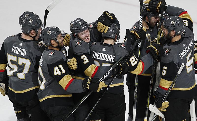 Lightning Golden Knights Hockey