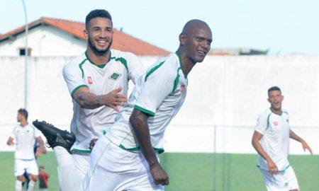 Cabofriense na seletiva do Campeonato Carioca 2018