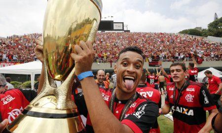 Flamengo campeão da Copinha 2018