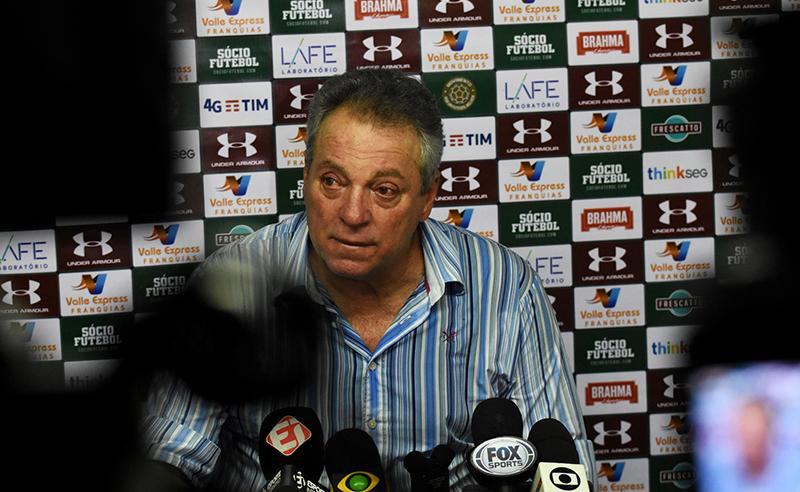 Fluminense Abel Braga
