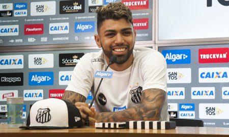 Gabigol Santos