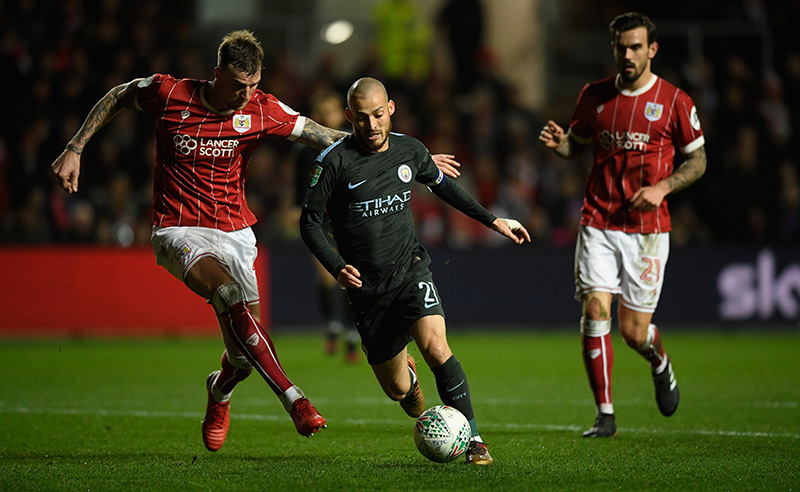 Bristol City v Manchester City – Carabao Cup Semi-Final: Second Leg