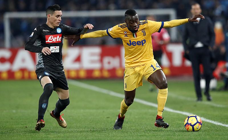 SSC Napoli vs FC Juventus – Serie A