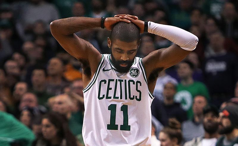 New Orleans Pelicans Vs Boston Celtics At TD Garden