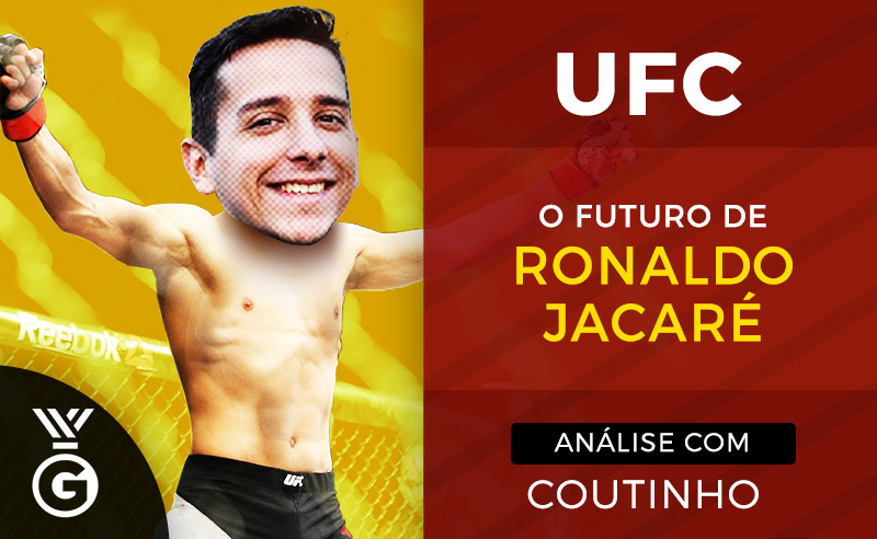 O futuro de Ronaldo Jacaré