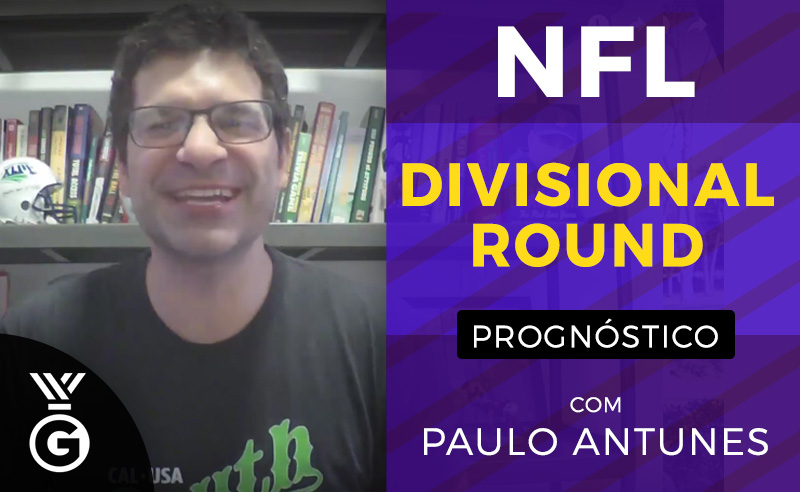 Palpites NFL Paulo Antunes