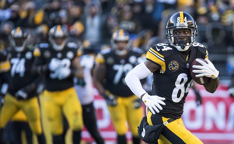 Divisional Round – Jacksonville Jaguars v Pittsburgh Steelers