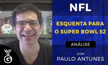 Super Bowl 52 Paulo Antunes