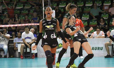 Superliga Feminina 2018 Vôlei Bauru