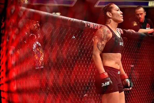 Cris Cyborg – UFC
