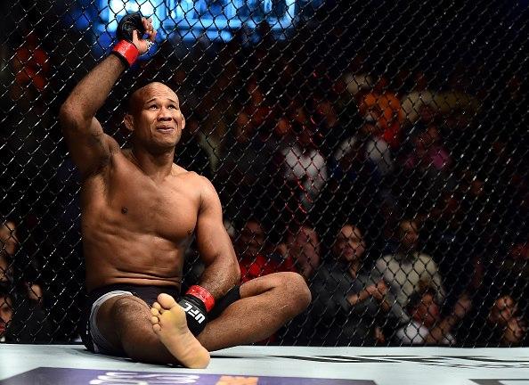 Ronaldo Jacaré – UFC