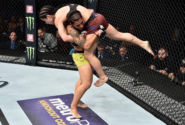 Jessica Andrade – UFC