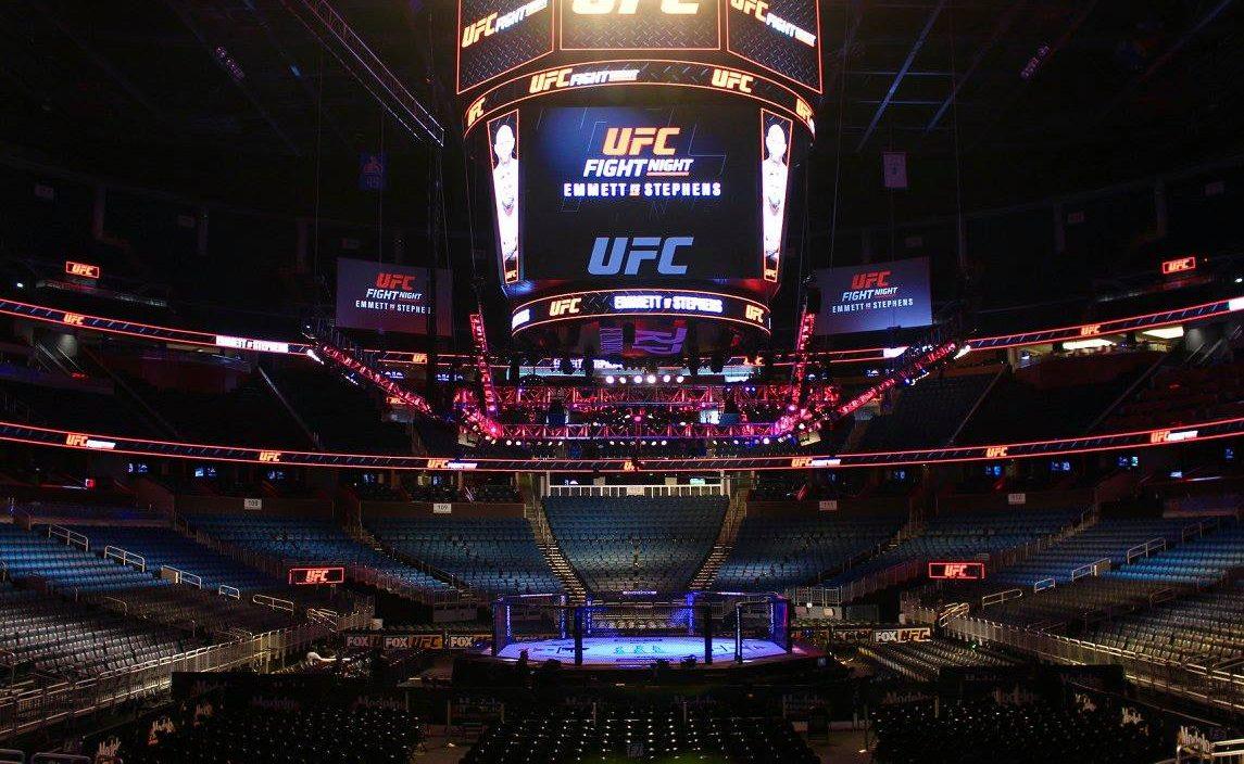 Arena – UFC