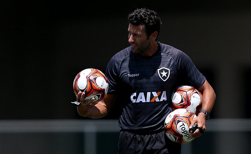Alberto Valentim Botafogo