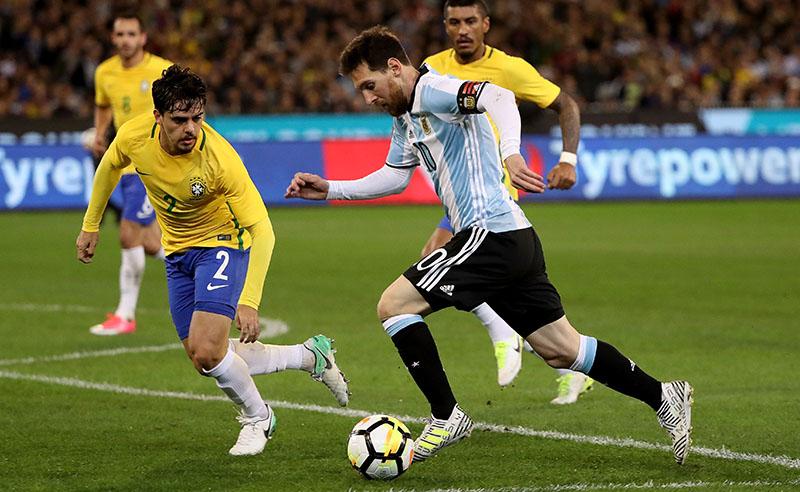 Brazil Global Tour – Brazil v Argentina