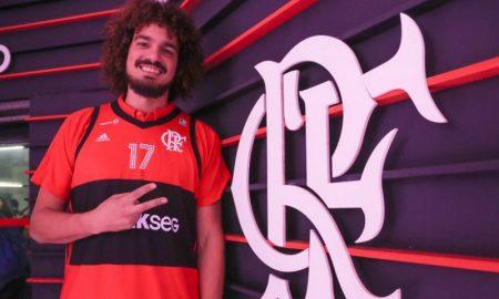 Anderson Varejão Flamengo