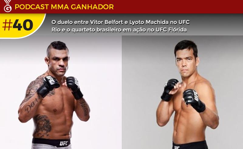 Belfort Vs Machida – UFC