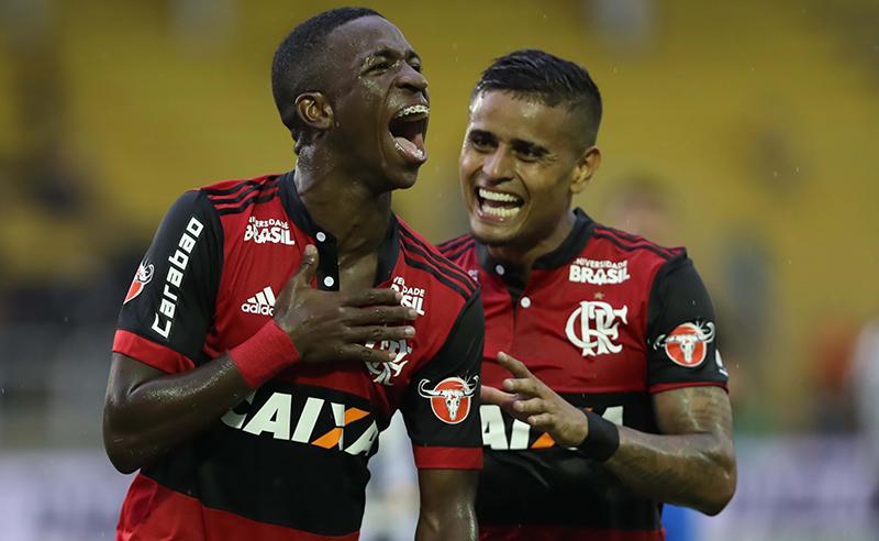 Flamengo estreia na Libertadores