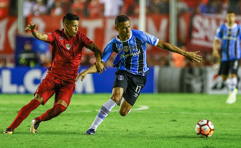 Grêmio x Independiente Recopa
